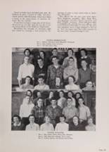 1950 New Trier High School Yearbook Page 28 & 29