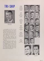 1950 New Trier High School Yearbook Page 30 & 31