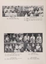 1950 New Trier High School Yearbook Page 34 & 35