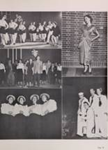 1950 New Trier High School Yearbook Page 36 & 37
