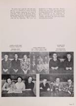 1950 New Trier High School Yearbook Page 40 & 41