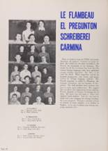 1950 New Trier High School Yearbook Page 44 & 45