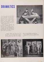 1950 New Trier High School Yearbook Page 48 & 49