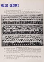 1950 New Trier High School Yearbook Page 54 & 55