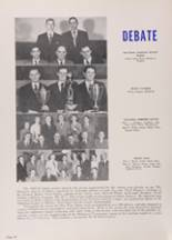 1950 New Trier High School Yearbook Page 56 & 57