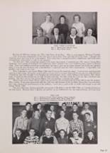 1950 New Trier High School Yearbook Page 62 & 63