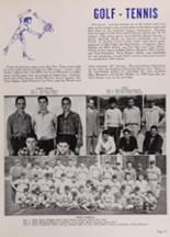 1950 New Trier High School Yearbook Page 74 & 75