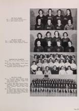 1950 New Trier High School Yearbook Page 92 & 93