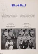 1950 New Trier High School Yearbook Page 94 & 95