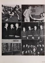 1950 New Trier High School Yearbook Page 98 & 99