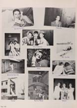 1950 New Trier High School Yearbook Page 104 & 105