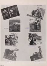 1950 New Trier High School Yearbook Page 106 & 107