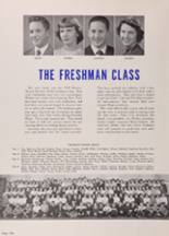 1950 New Trier High School Yearbook Page 110 & 111