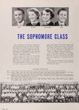 1950 New Trier High School Yearbook Page 114 & 115