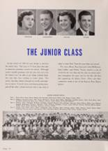 1950 New Trier High School Yearbook Page 118 & 119