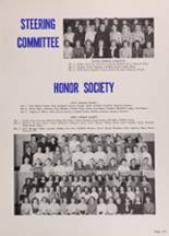 1950 New Trier High School Yearbook Page 122 & 123