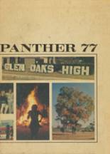 1977 Yearbook Glen Oaks High School