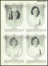 1981 Seagraves High School Yearbook Page 12 & 13