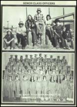1981 Seagraves High School Yearbook Page 18 & 19