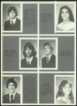 1981 Seagraves High School Yearbook Page 20 & 21