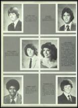 1981 Seagraves High School Yearbook Page 24 & 25