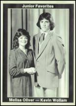 1981 Seagraves High School Yearbook Page 32 & 33