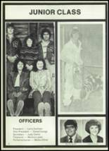 1981 Seagraves High School Yearbook Page 34 & 35
