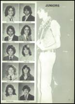 1981 Seagraves High School Yearbook Page 36 & 37
