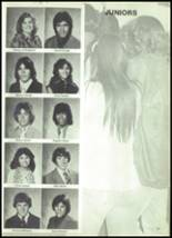 1981 Seagraves High School Yearbook Page 38 & 39