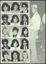 1981 Seagraves High School Yearbook Page 52 & 53