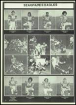 1981 Seagraves High School Yearbook Page 58 & 59