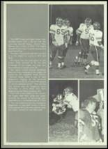 1981 Seagraves High School Yearbook Page 62 & 63