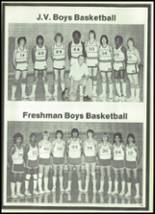 1981 Seagraves High School Yearbook Page 66 & 67