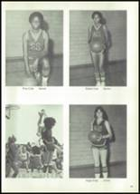 1981 Seagraves High School Yearbook Page 68 & 69