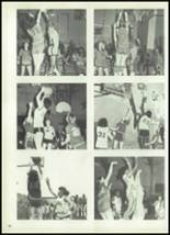 1981 Seagraves High School Yearbook Page 72 & 73