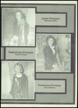 1981 Seagraves High School Yearbook Page 80 & 81