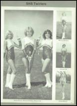 1981 Seagraves High School Yearbook Page 82 & 83