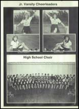 1981 Seagraves High School Yearbook Page 86 & 87