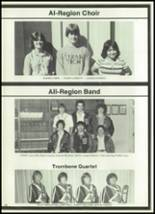 1981 Seagraves High School Yearbook Page 90 & 91