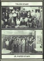 1981 Seagraves High School Yearbook Page 92 & 93