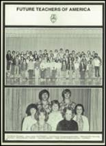 1981 Seagraves High School Yearbook Page 100 & 101