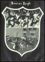 1981 Seagraves High School Yearbook Page 104 & 105