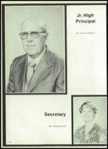1981 Seagraves High School Yearbook Page 106 & 107