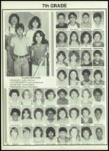 1981 Seagraves High School Yearbook Page 110 & 111