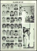 1981 Seagraves High School Yearbook Page 112 & 113