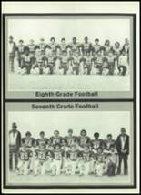 1981 Seagraves High School Yearbook Page 114 & 115