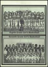 1981 Seagraves High School Yearbook Page 116 & 117