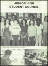 1981 Seagraves High School Yearbook Page 118 & 119