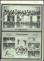 1981 Seagraves High School Yearbook Page 120 & 121