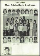 1981 Seagraves High School Yearbook Page 128 & 129
